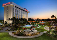 Miami Airport Marriott - Miami, Florida -