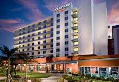 Courtyard Miami Airport South - Miami, Florida -