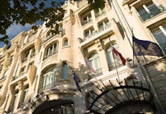 Paris Marriott Hotel Champs Elysees - Paris, France -