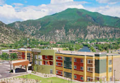 Courtyard Glenwood Springs - Glenwood Springs, Colorado -