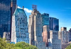 JW Marriott Essex House Hotel - New York, New York -