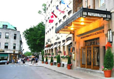 Hotel Clarendon - Quebec City, Canada -