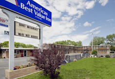 Americas Best Value Inn - Powell, Wyoming -