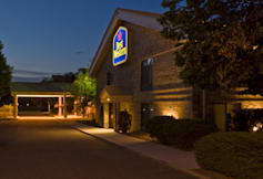 Best Western Denver Southwest - Lakewood, Colorado - Exterior at Night