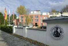 Hotel Barbarossa - Dusseldorf, Germany -