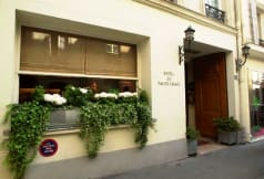 Hotel Pas de Calais - Paris, France -