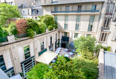 Hotel Ampere - Paris, France -