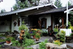 The Narrow Gauge Inn - Fish Camp, California - 