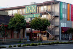 Presidio Inn - San Francisco, California -