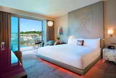 W Singapore Sentosa Cove - Sentosa Island, Singapore - Fabulous Room - WET® View