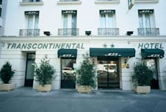 Hotel Transcontinental - Paris, France - 