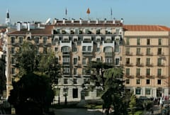 Hotel Villa Real - Madrid, Spain - 
