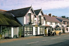 The Old Inn - Crawfordsburn, United Kingdom -