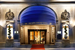 The King Edward Hotel - Toronto, Canada - 
