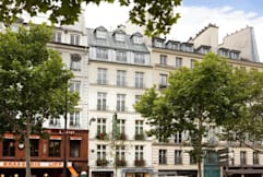 Manoir St Germain - Paris, France -