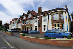 Best Western Linton Lodge Hotel - Oxford, United Kingdom - Hotel Exterior