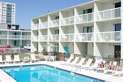 By The Sea Motel - North Myrtle Beach, South Carolina - 