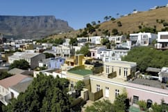 De Waterkant Village - Cape Town, South Africa -