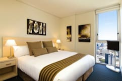 Oaks Festival Towers - Brisbane, Australia - Bedroom