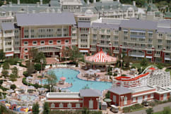 Disney's Boardwalk Inn Resort - Lake Buena Vista, Florida -