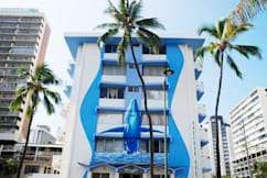 Holiday Surf Apartment Hotel - Honolulu, Hawaii -