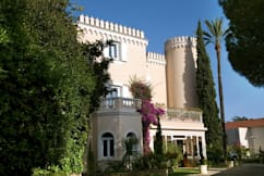 Chateau de la Tour - Cannes, France - Day Facade