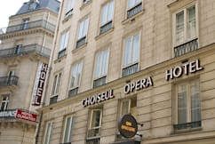 Choiseul-Opera Hotel - Paris, France -