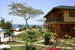 Rhodes Hall Plantation - Hanover, Jamaica - 