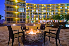 Holiday Inn Daytona Beach Oceanfront Rst - Daytona Beach, Florida -