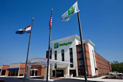 Holiday Inn South County Center - St. Louis, Missouri -