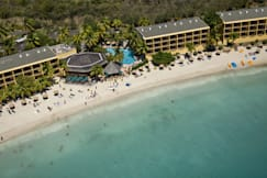 Best Western Plus Emerald Beach Resort - Charlotte Amalie, US Virgin Islands - Aerial View
