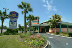 Best Western Inn - Charleston, South Carolina - Exterior