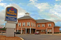 Collins Inn & Suites - Collins, Mississippi -