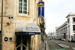 Best Western Hotel Royal St Jean - Bordeaux, France - BEST WESTERN Hotel Royal St Jean