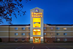 Best Western Empire Towers - Sioux Falls, South Dakota - Welcome to the BEST WESTERN Empire Towers.