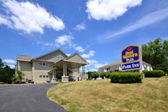 Best Western Plus Park Inn - Saratoga Springs, New York - Exterior