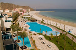 Hotel JAL Fujairah Resort & Spa - Al-Fujairah, United Arab Emirates -