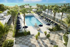 Surfcomber Hotel - Miami Beach, Florida -