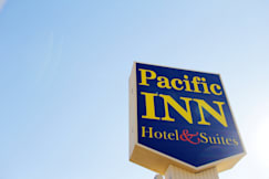 Pacific Inn Hotel & Suites - San Diego, California -