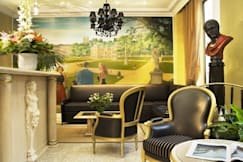 Hotel Elysa Luxembourg - Paris, France -