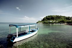 Round Hill Hotel & Villas - Montego Bay, Jamaica - Round Hill & Glass Bottom Boat
