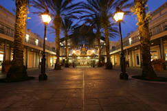 Disney's Port Orleans - French Quarter - Lake Buena Vista, Florida -