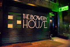 The Bowery House - New York, New York -