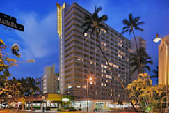 Ambassador Hotel of Waikiki - Honolulu, Hawaii - 