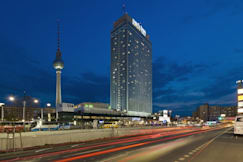 Park Inn Alexanderplatz - Berlin, Germany -