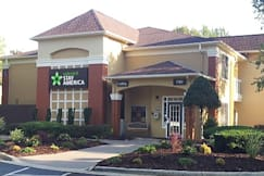 Extended Stay America  CLT Airport - Charlotte, North Carolina - 