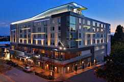 Aloft Asheville Downtown - Asheville, North Carolina - 