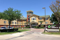 Extended StayAmerica Houston Med Ctr - Houston, Texas -