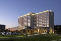 Hilton Baltimore BWI Airport - Linthicum Heights, Maryland -