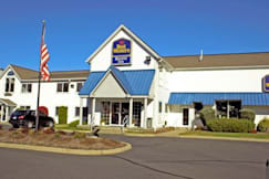 Best Western Regent Inn - Mansfield Center, Connecticut -